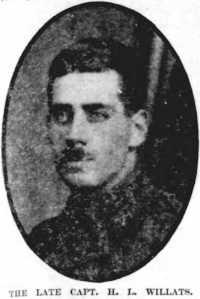 Horace Lennan Willats