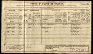 1901 census eva sweet