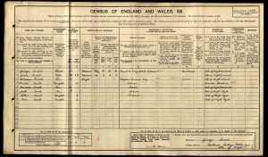 1901 census eva sweet