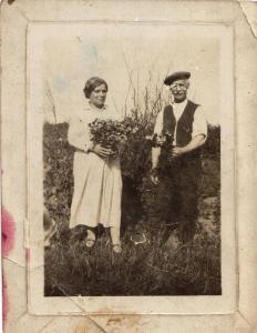 elizabeth grace gibbs porter& George frederick Sweet