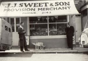 Jack Sweets Shop