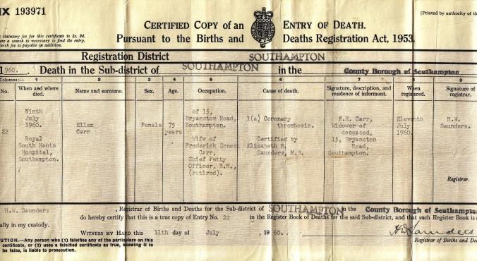 Ellen Carr nee Whitlock Death Certificate.jpg