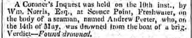 13 June 1846 - Hampshire Telegraph