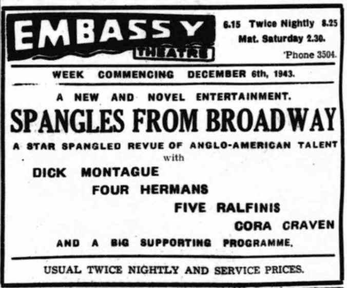 04 December 1943 - Lincolnshire Standard