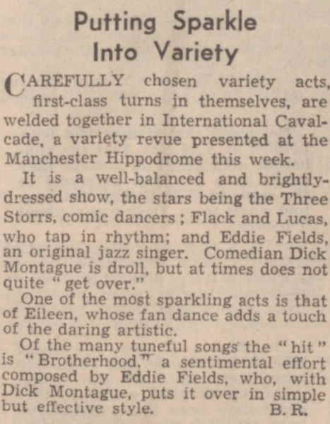 04 July 1939 - Manchester Evening News - Manchester