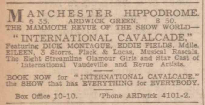 05 July 1939 - Manchester Evening News