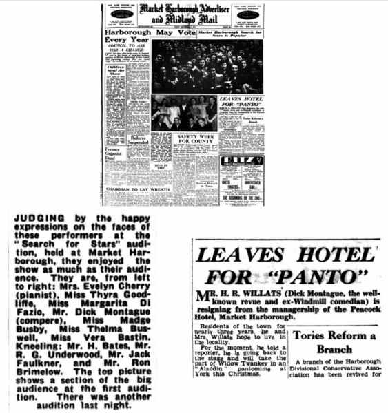 07 November 1947 - Market Harborough Advertiser
