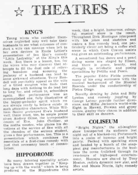 17 October 1939 - Portsmouth Evening News 2