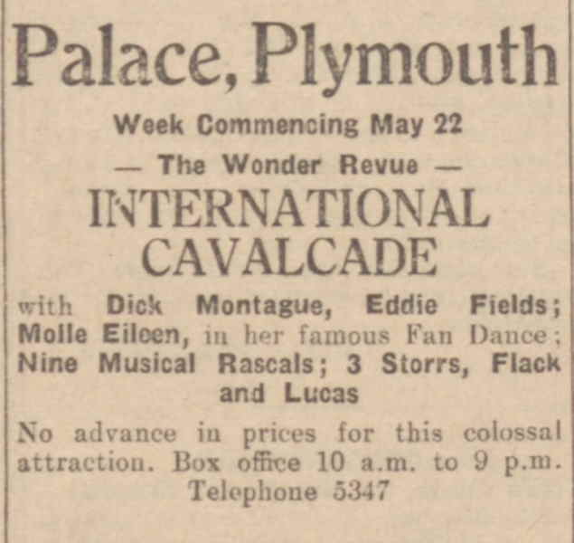 18 May 1939 - Torbay Express and South Devon Echo - Torquay, Devon, England