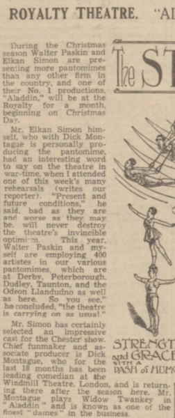 21 December 1940 - Chester Chronicle - Chester