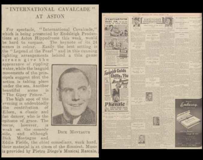 31 January 1939 - Birmingham Mail - Birmingham