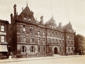 Great_Northern_Central_Hospital,_Holloway_Road,_London;_fron_Wellcome_V0028903