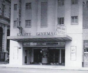 cinema where they met 1928