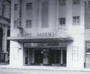 cinema where they met 1928