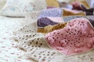 crochet blanket CAL 3